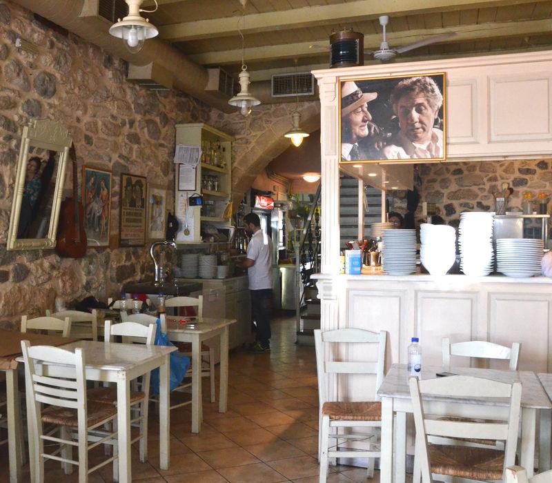 Αίγινα: Εστιατόρια