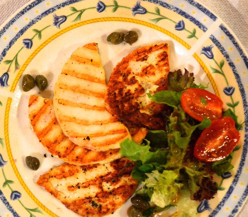 Αττική: Παραδοσιακή - Κουζίνα