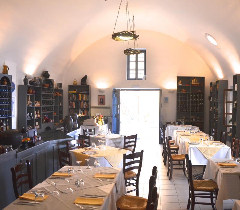 Σαντορίνη: Εστιατόρια