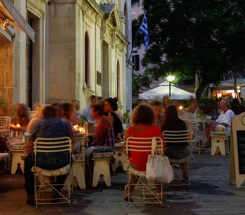 Κέρκυρα: Εστιατόρια