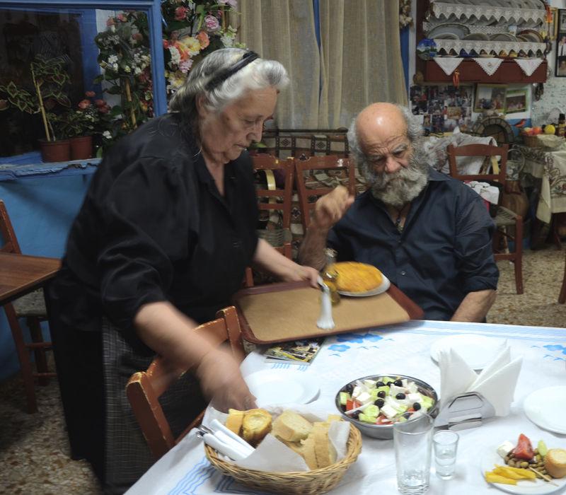 Κρήτη: Ταβέρνες