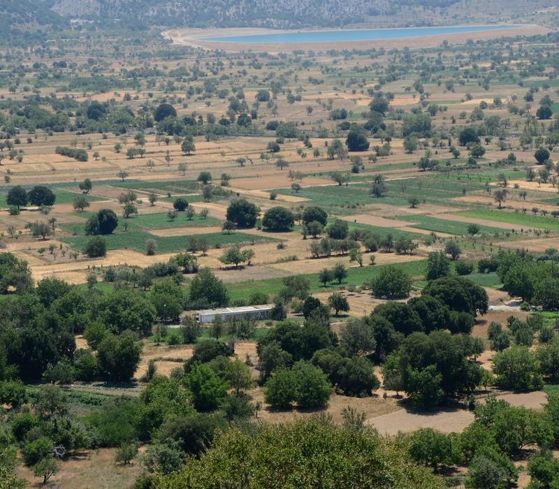 Κρήτη: Τόπος