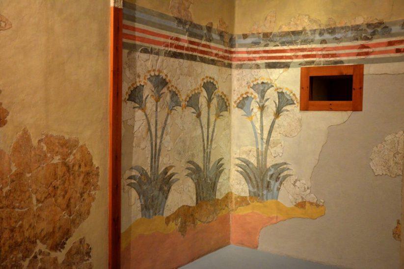 Μουσείο Προϊστορικής Θήρας - Σαντορίνη - Greek Gastronomy Guide