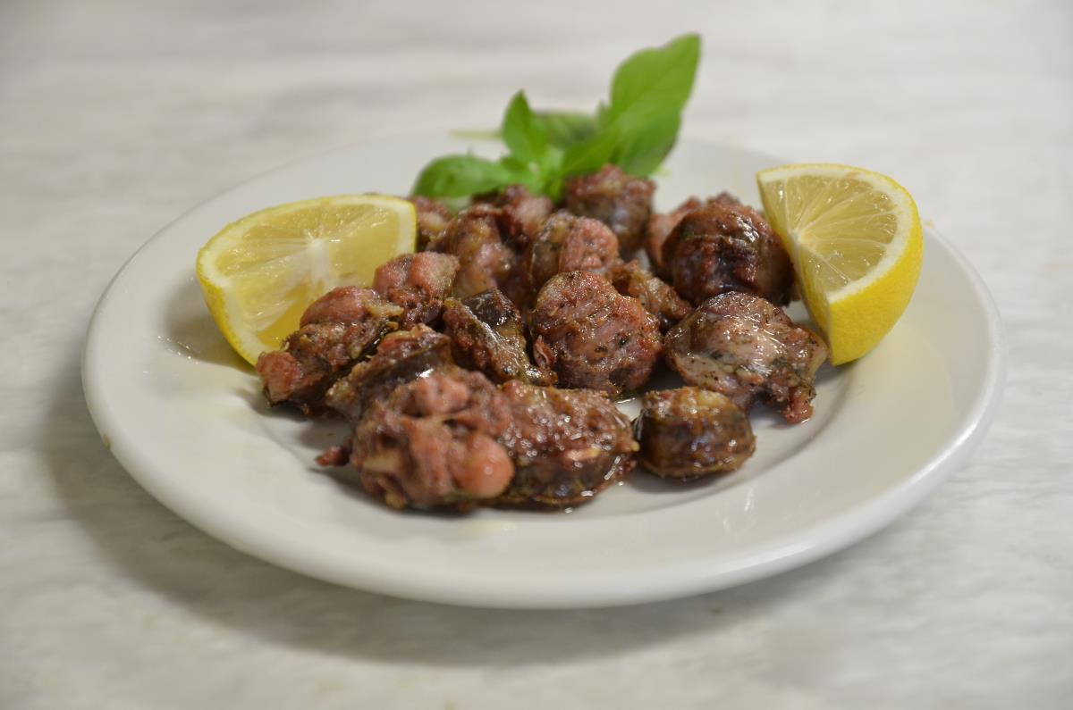Λουκάνικα Μυκόνου - Greek Gastronomy Guide