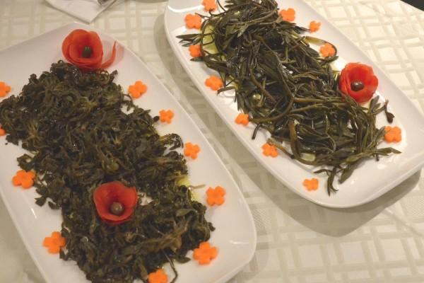 Χόρτα - Παραδοσιακή Κουζίνα Πάτμου - Greek Gastronomy Guide