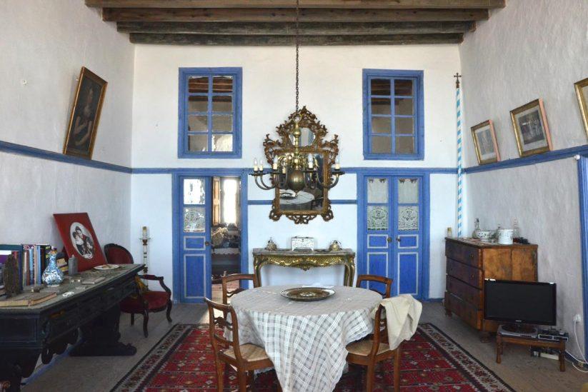 Τα αρχοντικά της Πάτμου - Greek Gastronomy Guide