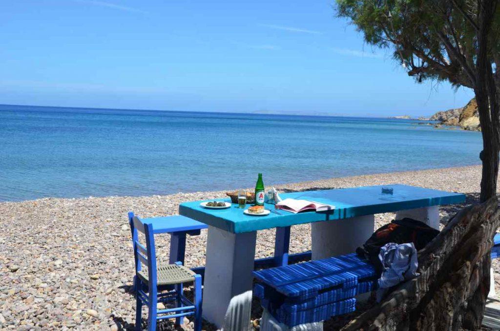 Ψαροταβέρνα Λάμπη - Πάτμος - Greek Gastronomy Guide