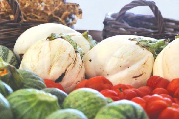 Λαχανικά Σαντορίνης