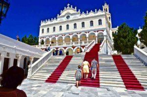 Τήνος, το νησί της Μεγαλόχαρης - Greek Gastronomy Guide