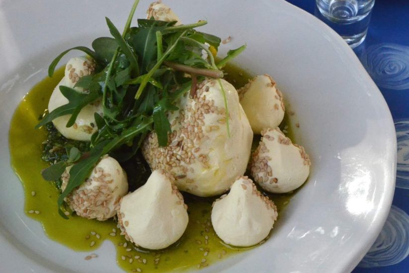 Εστιατόριο Θαλασσάκι - Τήνος - Greek Gastronomy Guide