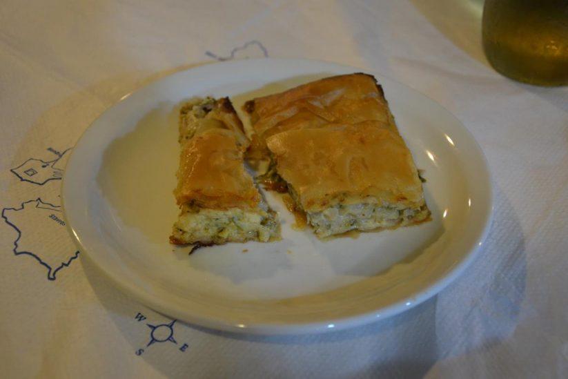 Εστιατόριο - ταβέρνα Φλοίσβος - Πάτμος - Greek Gastronomy Guide