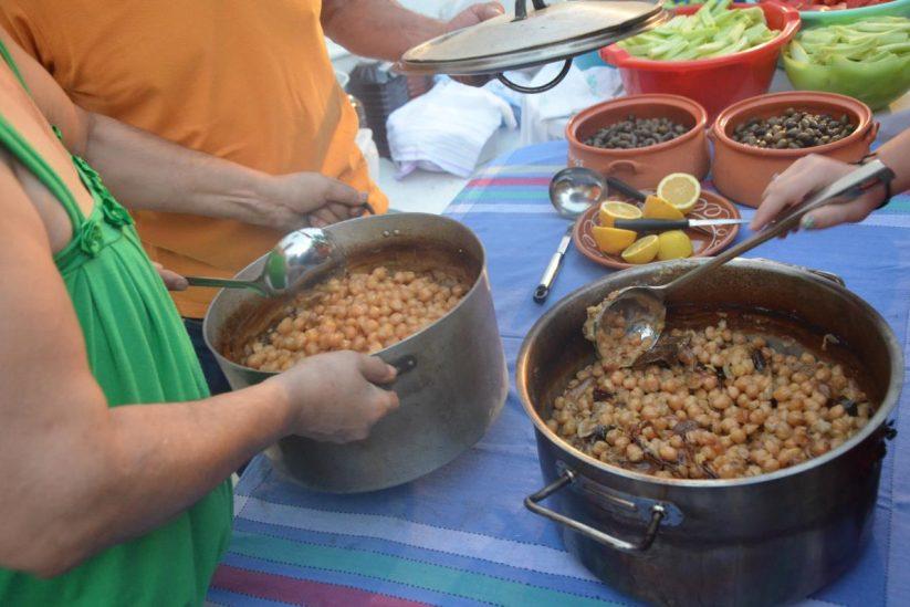 Ρεβιθάδα Πάρου (συνταγή) - Πάρος - Greek Gastronomy Guide