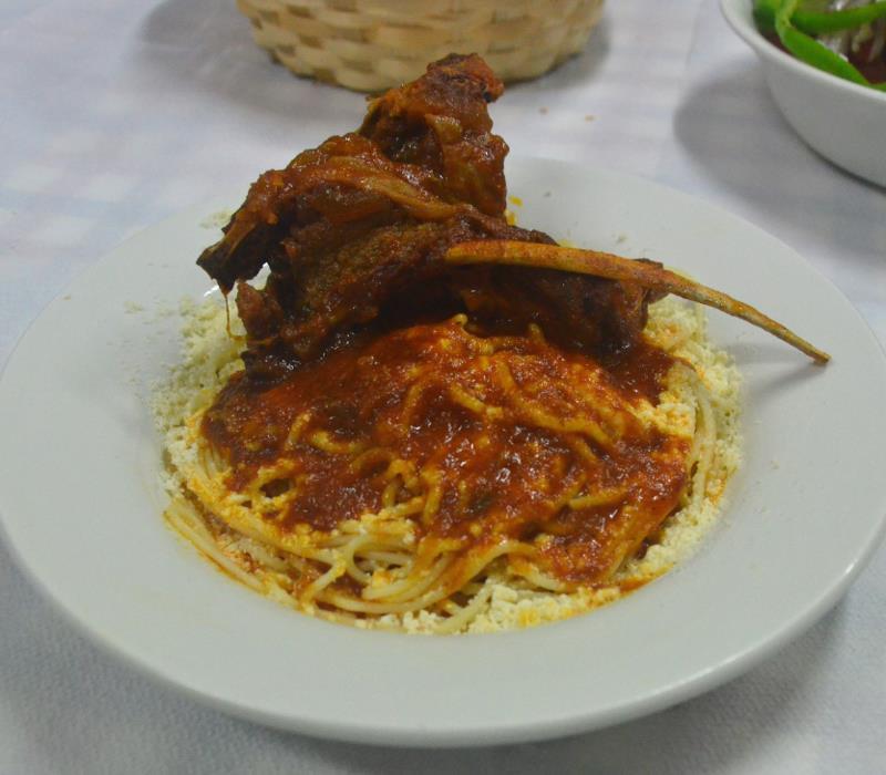 Νάξος: Παραδοσιακή Κουζίνα
