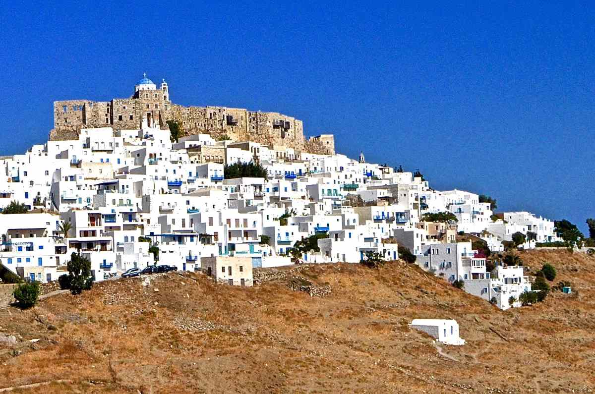 Αστυπάλαια: Γαστρονομικός Προορισμός - Greek Gastronomy Guide
