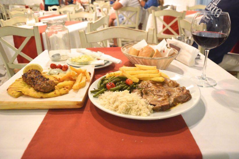 εστιατόριο Αποστόλης στη Νάξο