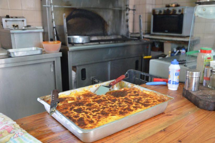 Καφενείο Γαλάνη - Χαλκί, Νάξος - Greek Gastronomy Guide