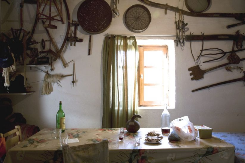 Κατοικιές της Πάρου - Greek Gastronomy Guide