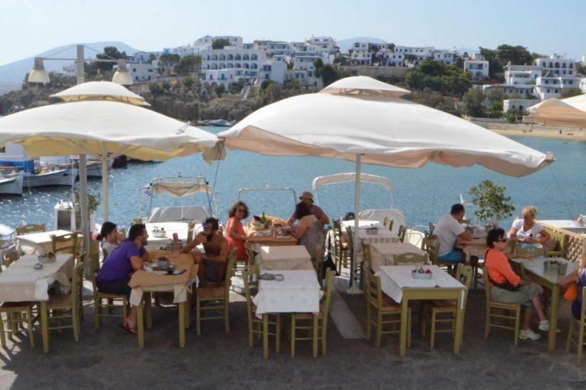 Ψαροταβέρνα Χάλαρης - Πίσω Λιβάδι, Πάρος - Greek Gastronomy Guide