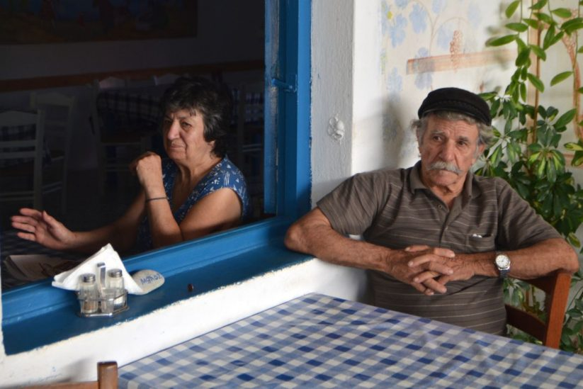 Γιαννάκος Ψαροταβέρνα - Μώλος, Πάρος - Greek Gastronomy Guide