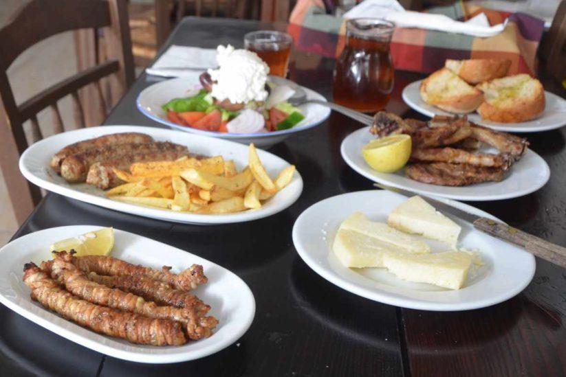 ταβέρνα του Βασιλαρακιού - Νάξος - Καλύτερες ταβέρνες Νάξου - Greek Gastronomy Guide