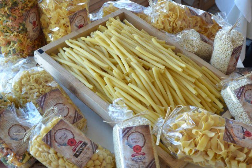 Μακαρονοποιήματα Pasta Corfu - Κέρκυρα - Greek Gastronomy Guide