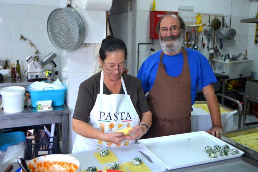 Μακαρονοποιήματα Pasta Corfu