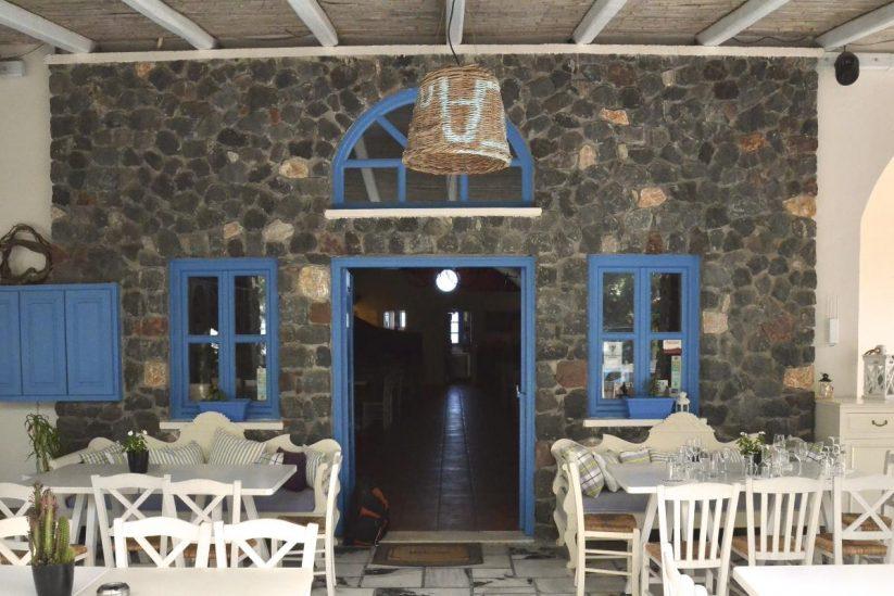 Οινοποιείο Αρτέμη Καραμολέγκου Σαντορίνη