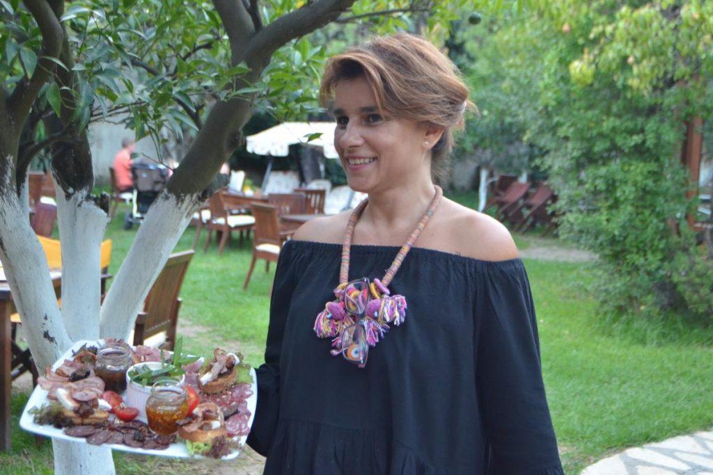 Εστιατόριο Lemon Garden Αχαράβη Κέρκυρα