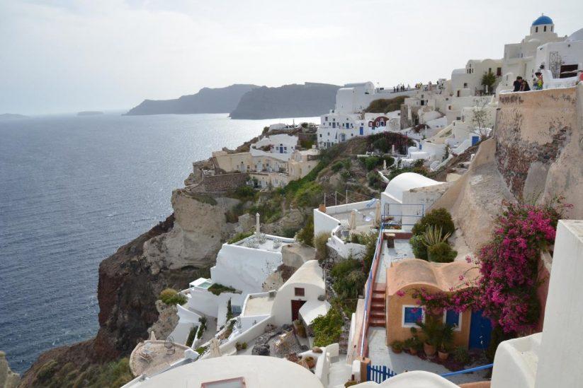 Ταβέρνα Σκάλα στην Οία - Σαντορίνη - Greek Gastronomy Guide