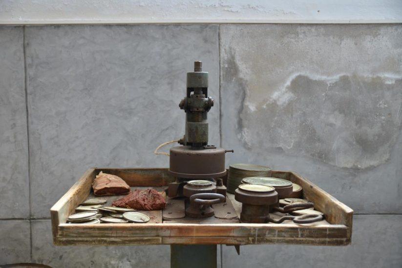 Βιομηχανικό Μουσείο Τομάτας - Σαντορίνη - Greek Gastronomy Guide