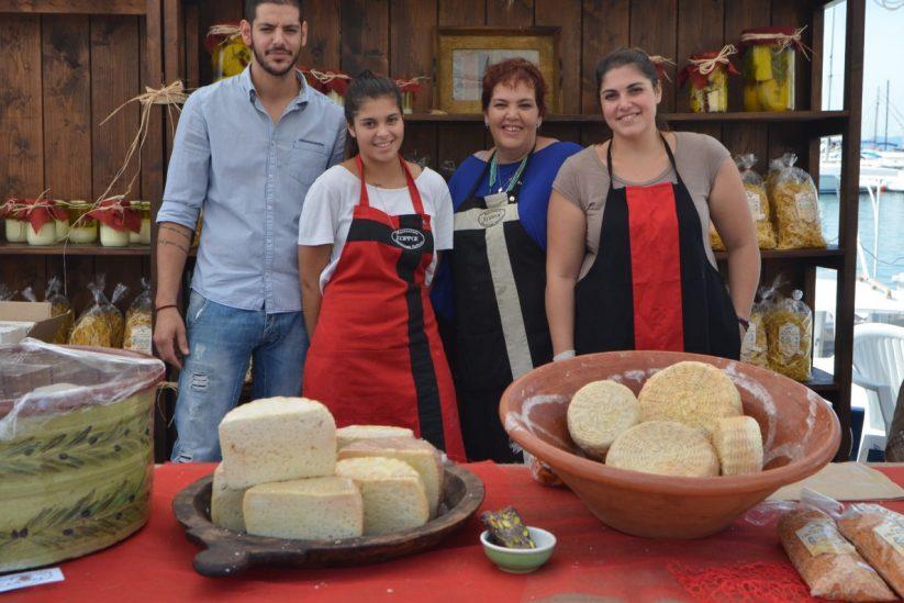 Τυροκομείο Σώρρου - Αίγινα - Greek Gastronomy Guide