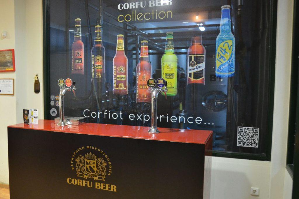 Corfu Beer - Kερκυραϊκή Μικροζυθοποιία