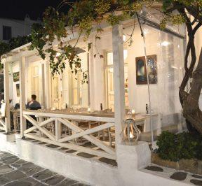 Εστιατόριο m-eating - Μύκονος - Greek Gastronomy Guide