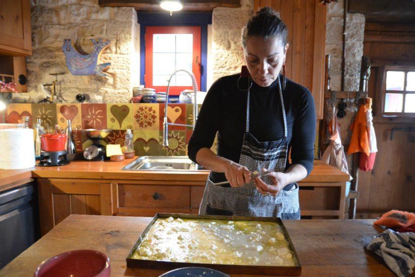 Ξενώνας Ανέμη - Κάτω Πεδινά, Ζαγόρι - Greek Gastronomy Guide