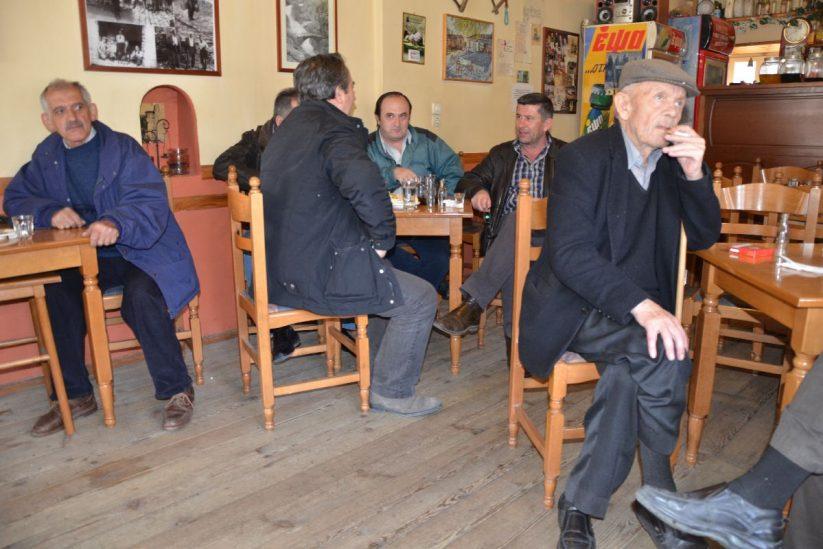 Kαφενείο Τηλέμαχος - Τσεπέλοβο, Ζαγόρι - Greek Gastronomy Guide