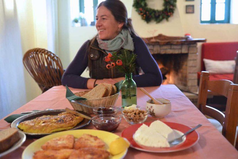 Ξενώνας Ρόκκα - Ελαφότοπος, Ζαγόρι - Greek Gastronomy Guide