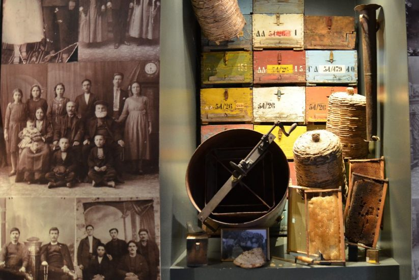 Ιστορικό και Λαογραφικό Μουσείο Αρναίας - Greek Gastronomy Guide