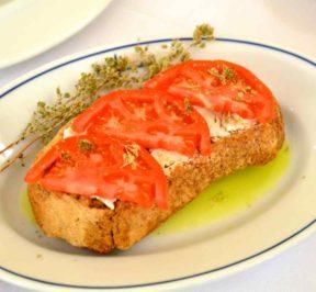 Μόστρα Μυκόνου - Greek Gastronomy Guide