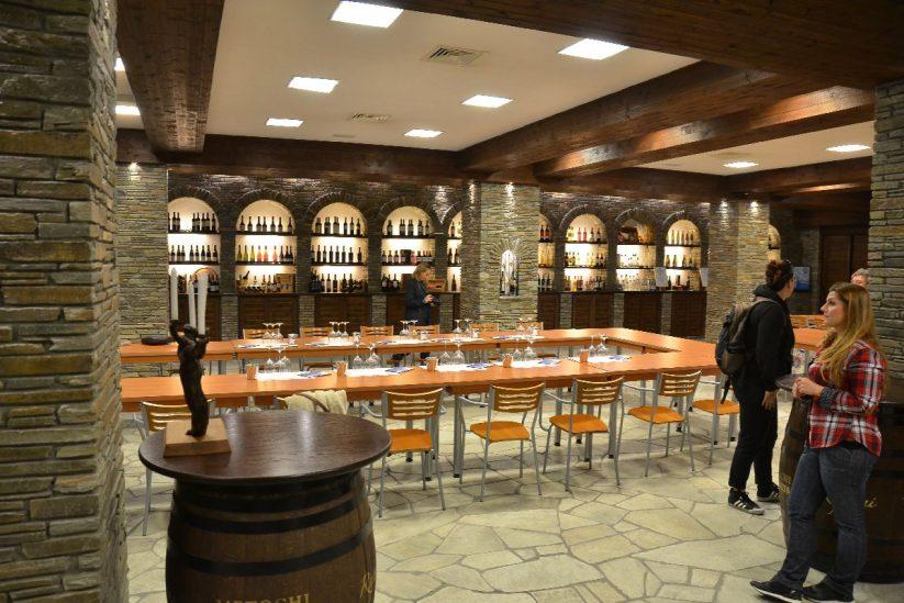 Οινοποιείο Τσάνταλη - Χαλκιδική - Greek Gastronomy Guide
