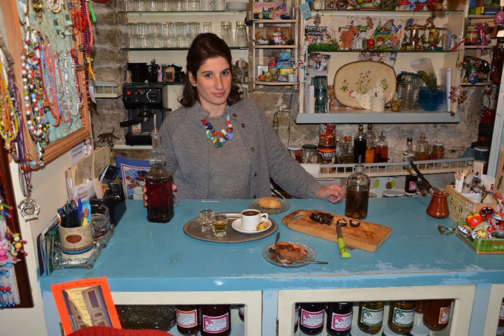 Καφενείο Στέρνα - Καπέσοβο, Ζαγόρι - Greek Gastronomy Guide