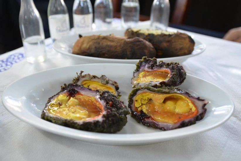 Φούσκα - Κάλυμνος - Greek Gastronomy Guide - Tσιπουράδικα Βόλου / Πήλιο