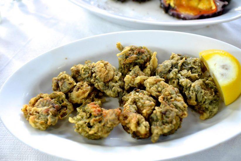 Κολιτσιάνοι Βόλου - Tσιπουράδικα Βόλου - Ουζομεζέδες - Greek Gastronomy Guide