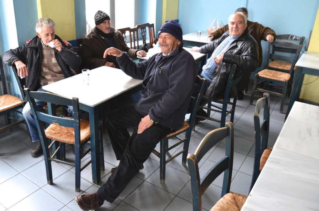 Αθανασιάδειον καφενείο Πλωμάρι Λέσβου