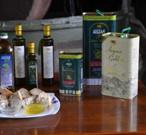 Πρωτούλης Ελαιόλαδο, Λέσβος - Greek Gastronomy Guide