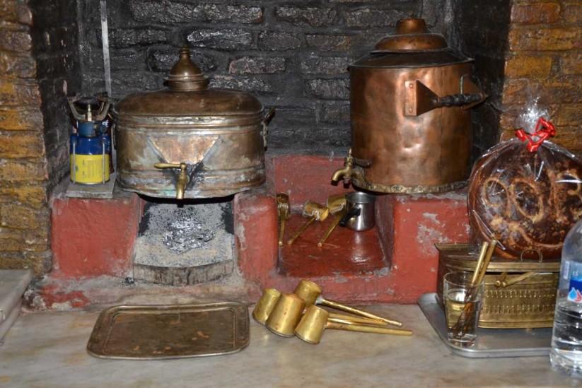 Εστιατόριο Ερμής στη Μυτιλήνη