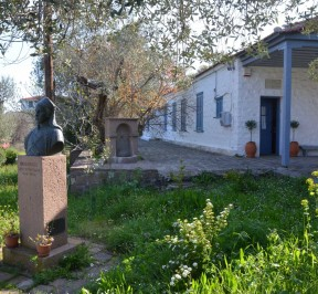 Μουσείο Θεοφίλου στη Λέσβο
