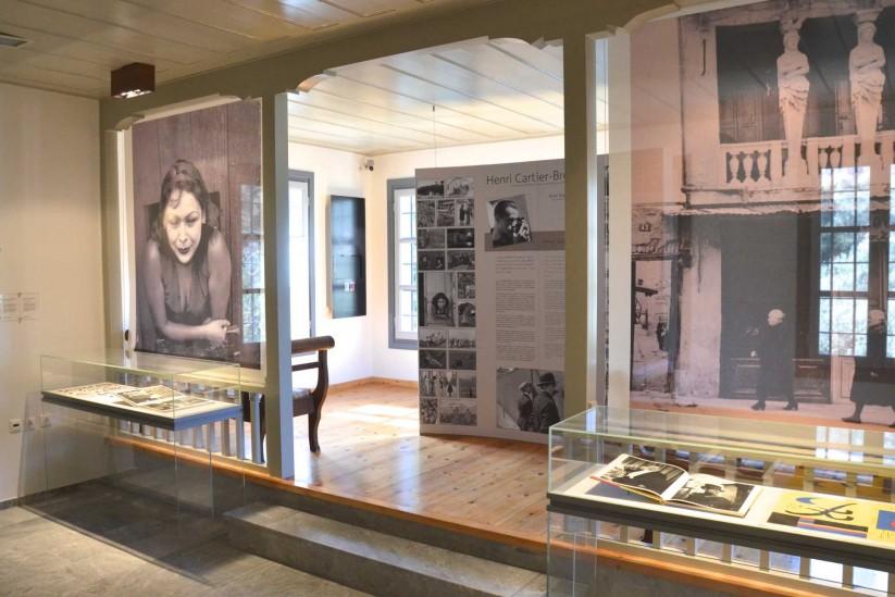 Μουσείο - Βιβλιοθήκη Στρατή Ελευθεριάδη - Teriade