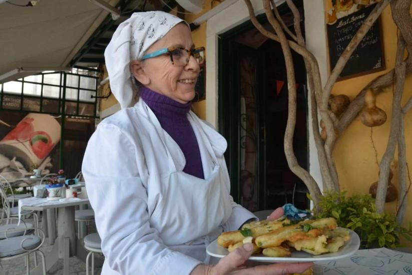 Ίριδα στο Φισκάρδο