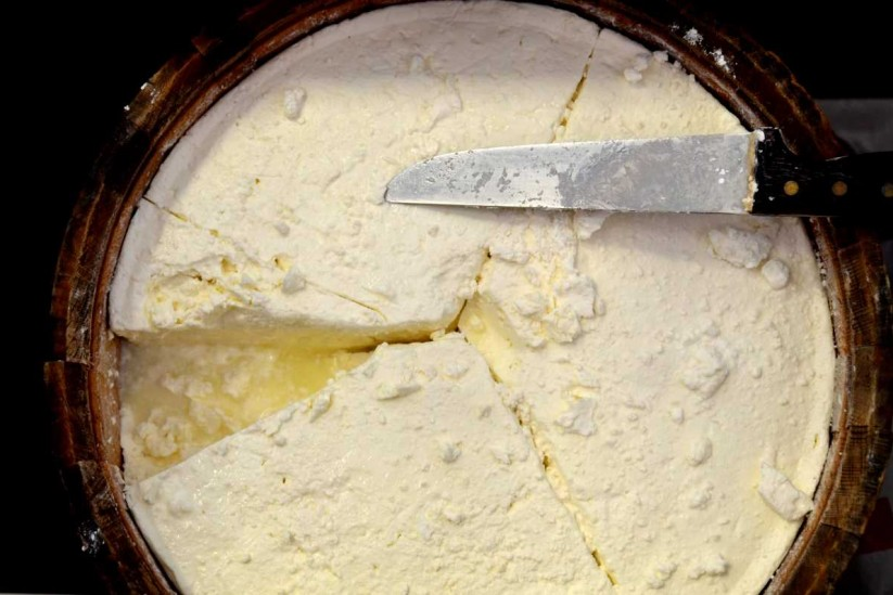 Βαρελίσιο τυρί Κεφαλονιάς - Φέτα Κεφαλονιάς
