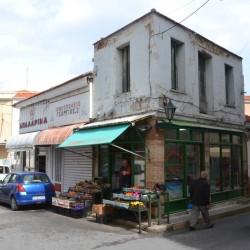 Δρόμος Απλωταριά Χίος